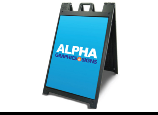 Alphagraphics a signs