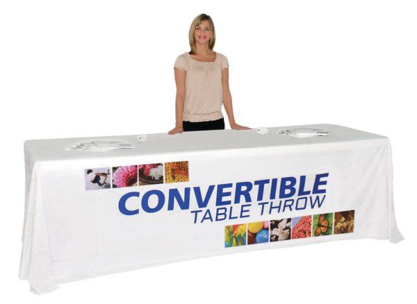 Convertible Table Throw