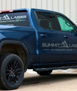 Pickup Truck Wrap - AlphaGraphics & Signs